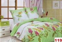 Poszewki na poduszki 40x40 bawełna satynowa wz.119