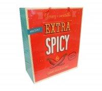 Ozdobne opakowanie, torebka na prezent 26x32 wz. Extra Spicy
