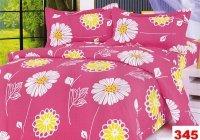 Poszewki na poduszki 40x40 bawełna satynowa wz.345