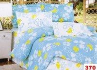 Poszewki na poduszki 40x40 bawełna satynowa wz.370