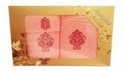 Komplet ręczników 3 częściowy wz.05