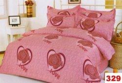 Poszewka na poduszkę 40x40 - 100% bawełna satynowa wz.329 guzik