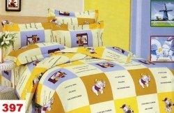 Poszewka na poduszkę 40x40 - 100% bawełna satynowa wz.397