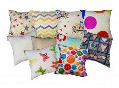 NOWOŚĆ!!! Miękka ozdobna poduszka 40x40 MIX wzorów i kolorów