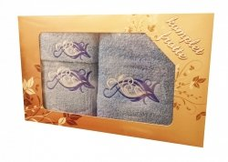 Komplet ręczników 3 częściowy wz.15