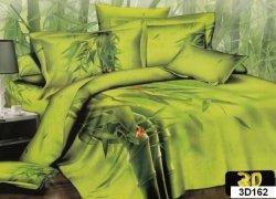 Pościel 3D satyna bawełniana roz. 220x200 wz. 3D162