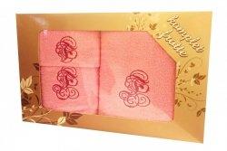 Komplet ręczników 3 częściowy wz.11