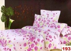 Poszewka na poduszkę 40x40 - 100% bawełna satynowa wz.193