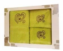 Komplet ręczników 3 częściowy wz.26