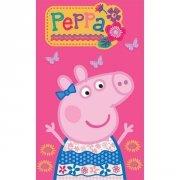 Ręcznik Disney -Świnka Peppa- rozmiar 30x50 wz. PP8003