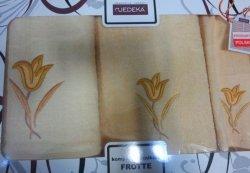Komplet ręczników 3 częściowy Jedeka wz 13