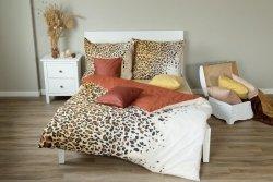 Pościel 100% bawełna Animal 160x200 lub 140x200 wz. Gepard