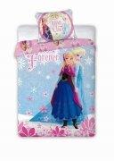 Pościel dziecięca Licencyjna do łóżeczka 100x135 wz. Frozen 041