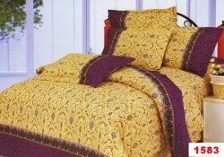 Poszewka na poduszkę 40x40 - 100% bawełna satynowa wz.1583