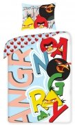Pościel licencyjna 100% bawełna 140x200 - Angry Birds 01126