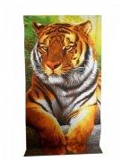 Ręcznik plażowy wz. 54 - rozmiar 70x148