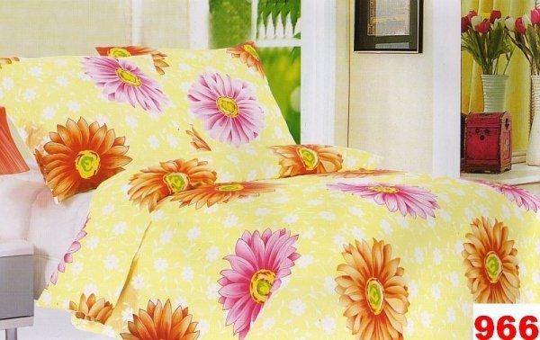 Poszewki na poduszki 40x40 bawełna satynowa wz. 0966