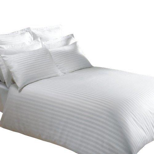 Prześcieradło hotelowe ADAMASZEK 140x200 100% bawełna