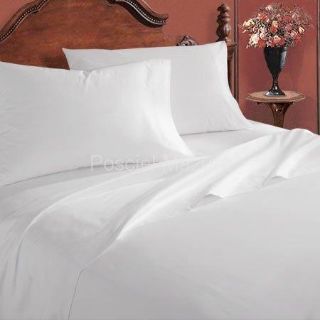 Poszwa biała hotelowa, pościel hotel 180x200