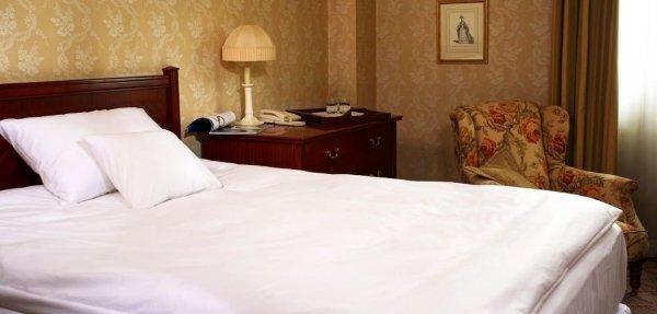 Poszwa biała hotelowa, pościel hotel 140x200, 100% bawełna