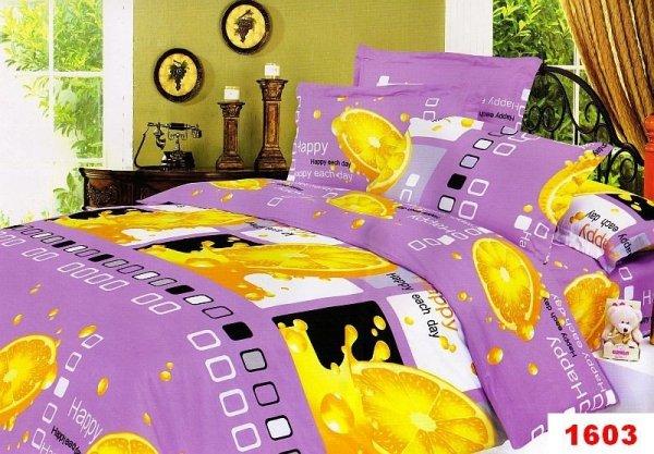 Poszewki na poduszki 40x40 bawełna satynowa wz. 1603