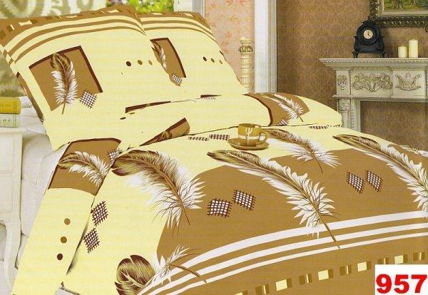 Poszewka 70x80, 50x60,40x40 lub inny rozmiar - 100% bawełna satynowa  wz.Z  957