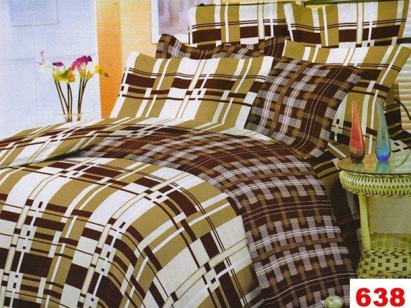 Poszewka na poduszkę 70x80, 50x60, 40x40  lub inny rozmiar - 100% bawełna satynowa  wz. G 638 ST