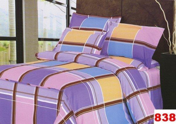 Poszewka 70x80, 50x60,40X40 lub inny rozmiar - 100% bawełna satynowa wz.G  838