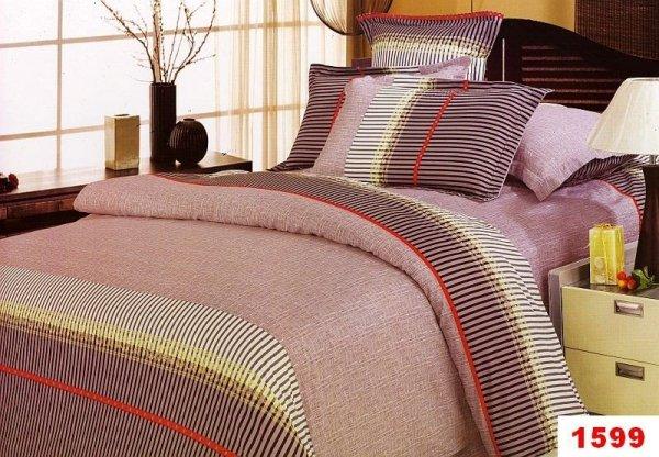 Poszewki na poduszki 40x40 bawełna satynowa wz. 1599