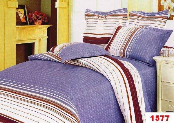 Poszewki na poduszki 40x40 bawełna satynowa wz. 1577