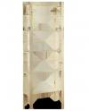 Holzregal 6 Böden 200x80x28 cm B-27