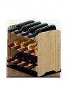 Weinregal für 12 Flaschen RW-3-12 (43x26,5x38)