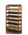 Weinregal für 56 Flaschen RW-1-56