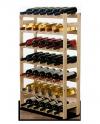 Weinregal für 42 Flaschen RW-1-42