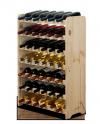 Weinregal für 42 Flaschen RW-3-42