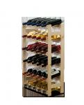 Weinregal für 30 Flaschen RW-1-30 (53x25x86)