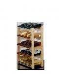 Weinregal für 20 Flaschen RW-1-20 (43,5x25x70)