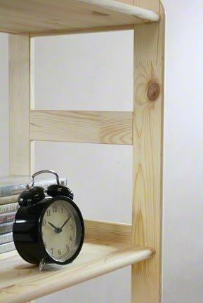 Holzregal Bücherregal R-02       89x83x33 cm