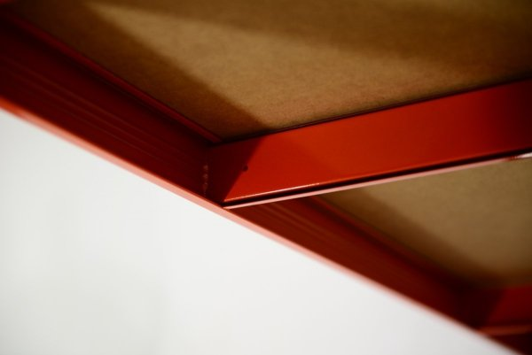 Metallregal Werkstatt Schwerlastregal Helios 196x100x30_6 Böden, Tragkraft bis 400 Kg pro Boden,  Viele Farben zur Auswahl
