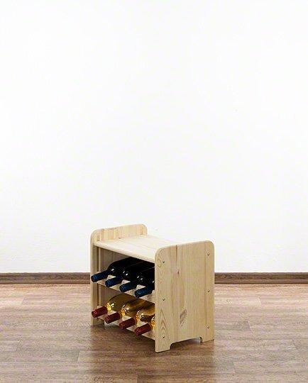 Weinregal für 8 Flaschen RW-3-8P