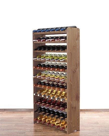Weinregal für 77  Flaschen RW-3-77