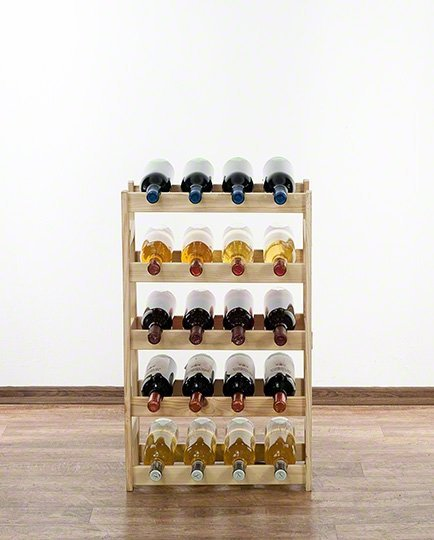 Weinregal für 20 Flaschen RW-1-20
