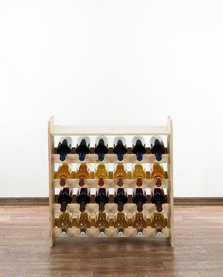Weinregal  für 24 Flaschen RW-3-24P (63x26,5x65)