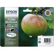 Zestaw tuszy Epson T1295 do Stylus SX-230/235W/420W/425<br />W/430W | 32,2ml | CMYK