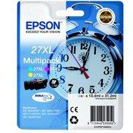 Tusz Epson T2715 XL do WF-3620DWF | 3 x 10.4ml | CMY
