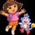Nickelodeon-Dora