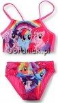 Strój kąpielowy Kucyki Pony jasny róż
