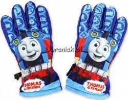 Rękawiczki Narciarskie Tomek i przyjaciele niebieskie