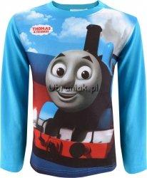 Bluzka Tomek i przyjaciele błękitna