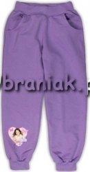 Spodnie dresowe Violetta fiolet